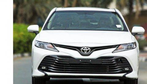 Toyota Camry 2019 GCC spec