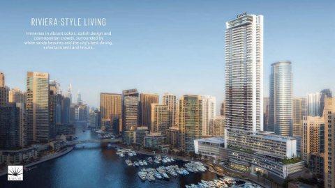 بأفضل اطلاله على برج الخور أطول برج فى العالم تملك شقة بقسط شهرى1% فقط