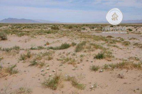 للبيع أرض سكنية 10 الاف قدم مربع في مدينة خليفة
