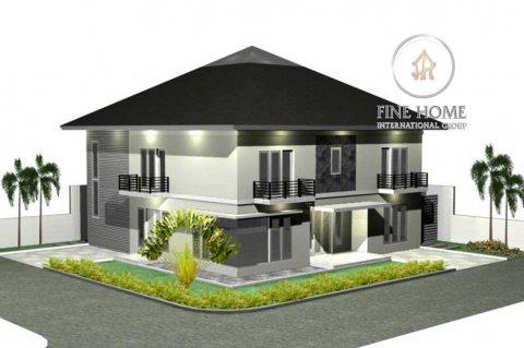 للبيع..فيلا 5 غرف في مدينة خليفة أبوظبي