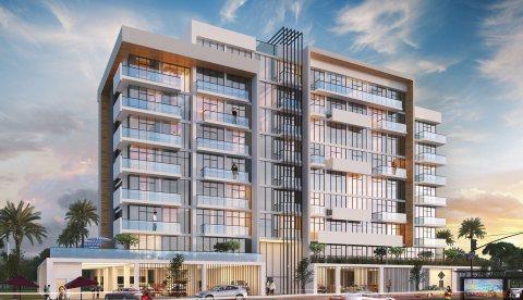 شقة للبيع في دبي بدفعة أولى 54 ألف درهم تبعد 3 كم عن برج خليفة