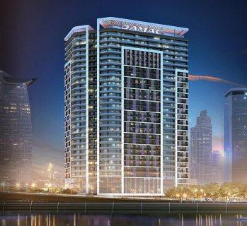 تملك شقه فى الخليج التجارى دبي بسعر 699.999 درهم بأقساط ميسرة