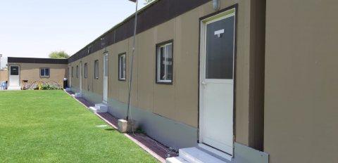 بيوت جاهزة ( كرفانات ) مستعملة و جديدة ومجددة