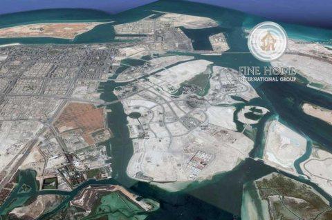 للبيع أرض سكنية  في جزيرة الريم , أبوظبي