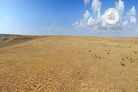 للبيع ارض سكنيه موقع مميز في منطقة الشامخه , ابوظبى