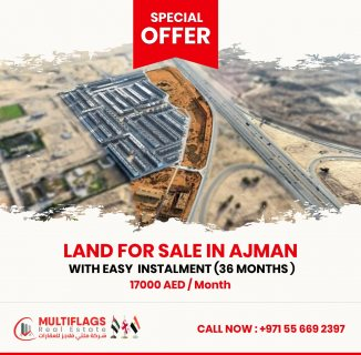 ** Only exclusively for the first time in Ajman **