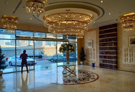 استلم شقة غرفة وصالة فوراً بدفعة أولى 38 ألف درهم في أرقى برج في عجمان