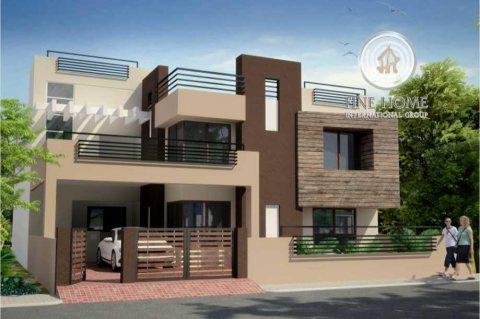 للبيع فيلا مميزة 6 غرف نوم في مدينة خليفة, أبوظبي
