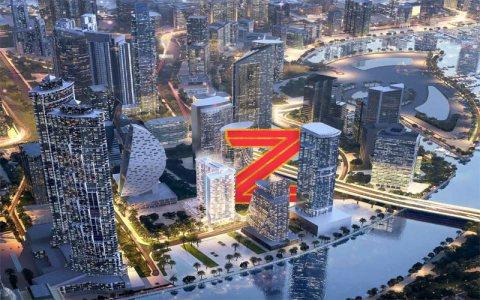 شقتك الان في الخليج التجاري في دبي...........