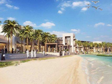 شقة للبيع في جزيرة مريم الخان أفضل موقع سكنى استثمارى  362000 درهم