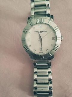 Ted Lapidus paris luxury Watch