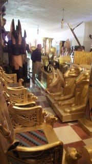 لوط كبير من الاعمال الفرعونية الهاى كوبى للبيع