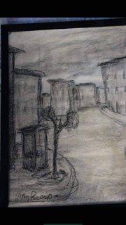 لوحة فنية نادره للفنان بابلو بيكاسو