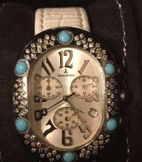 DomosKenos Classic Diamonds Ladies Dress Watch