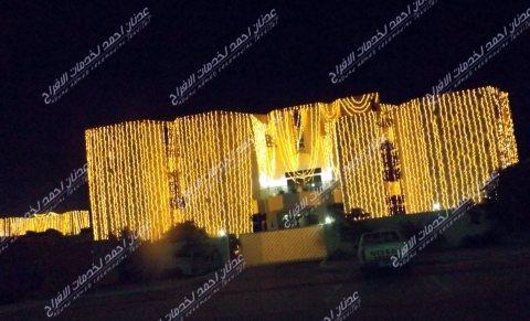 ليتات العرس ليتات الزينة لتزيين المنازل للمناسبات والأعراس
