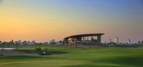 فلل جاهزة للتملك وسط ملاعب الغولف فى دبى مليون بخصم 10% وبالاقساط