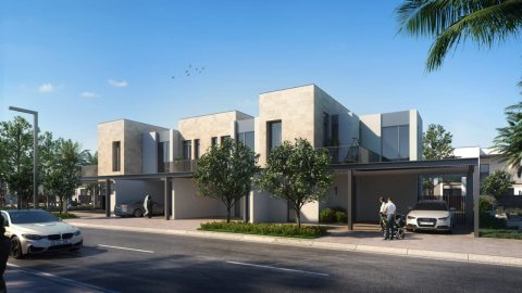 بمقدم بسيط وبالتقسيط الميسر  تملك فيلا 3 غرف بموقع مميز جدا بالمرابع العربيه