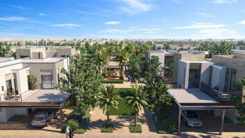 تملك فيلا 4 غرف بالمرابع العربيه فقط بمقدم 60 ألف درهم وباقساط مخفضه