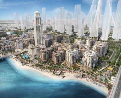 شقق للبيع بداون تاون دبي الجديد