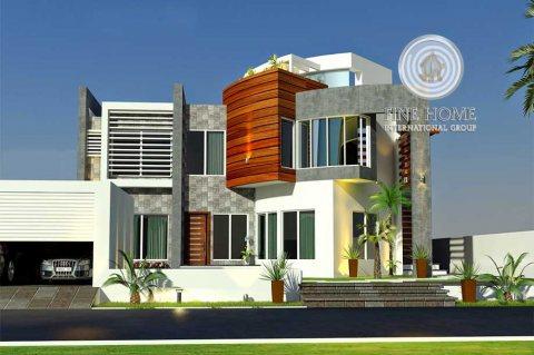 للبيع..فيلا 10 غرف ماستر في مدينة خليفة أبوظبي