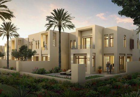 فلل جاهزة للبيع فى دبي مباشرة من اعمار