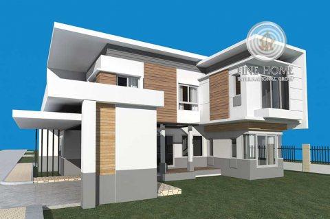للبيع..فيلا 7غرف جديدة في مدينة محمد بن زايد أبوظبي
