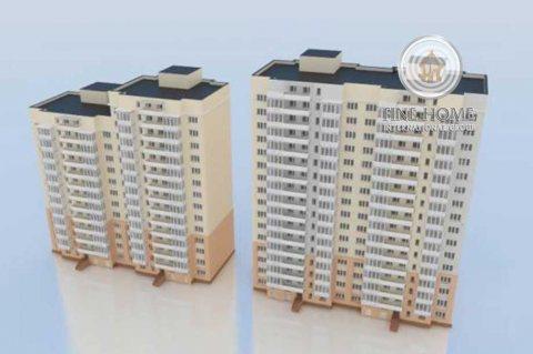 للبيع..برج 15 طابق على شارع رئيسي في شارع الجوازات أبوظبي