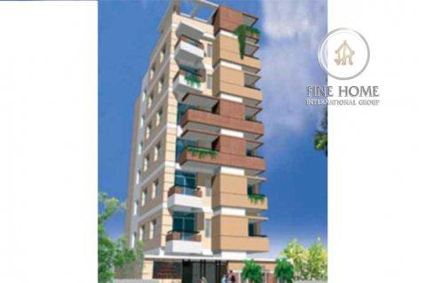 للبيع..بناية 6 طوابق على شارعين في مدينة محمد بن زايد أبوظبي