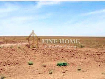 للبيع..أرض سكنية في منطقه المشرف أبوظبي