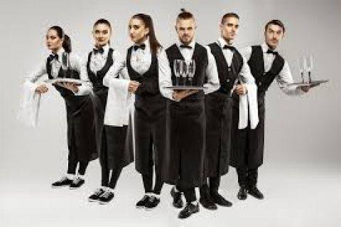 لاصحاب المقاهي وكوفي شوب والمطاعم والفنادق نوفر لكم نادلين ونادلات متميزين