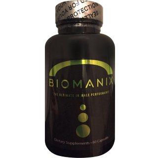 حبوب بايومان اكس Biomanix