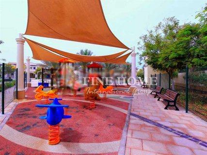 للبيع..فيلا 4 غرف رائعة في حدائق بلوم أبوظبي
