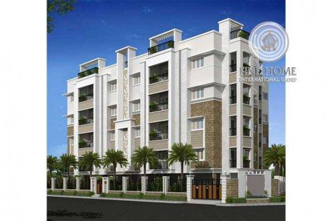للبيع..بناية 5 طوابق في مدينة زايد أبوظبي