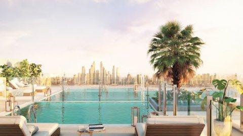 شقة في دبي بتصميم لا مثيل له قرب محطة مترو الفرجان