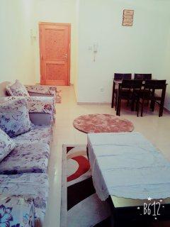 للايجار شقة مفروشة بالقاسمية غرفة وصالة بسعر ممتاز مقابل ميجا مارت