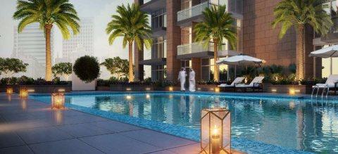 تملك شقة احلامك المطله علي اروع برجين داخل دبي بالتقسيط المريح