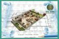 حصريا : ارض سكنية تجارية للبيع في الحزام الاخضر L_533