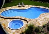 swimming pools