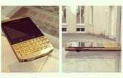 Blackberry Porsche Q10 & Q5 Gold (add bbm 26fc4748)