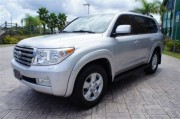 AFS: TOYOTA LAND CRUISER V8 2011