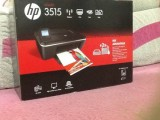hp printer desk jet all in one[not used][ طابع  [غير مستعمل]