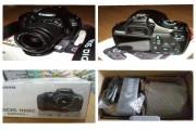 للبيع كاميرا (CANON 1100D DSLR EF-S III (18-55 )