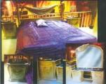 مستعجل: غرفة نوم جديدة فاخرة خشب زان حفر يدوي بسعر مغري