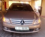 Mercedes C280 GCC specs 2009 As new