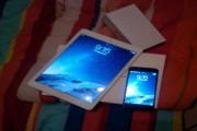 """شراء \""""أبل ماك بوك إير 2014 النموذجي\"""" + أبل أي فون 6 128 جيجابايت"""