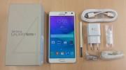 """SAMSUNG GALAXY NOTE 4 SM-N910 UNLOCKED 32GB PHONE 5.7\"""" QHD/Exyno"""