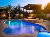 تنفيذ مسابح (احواض سباحة )تنسيق حدائق