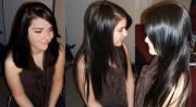 وصلات شعر هندي طبيعي