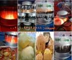 الخبازة الكهربائية وشوى الدجاج