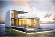 في دانة الدنيا دبي فقط*!أول فلل سكنية تحت الماء للبيع ضمن مشروع